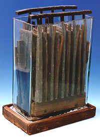 la batterie plomb acide de Planté