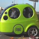 Automobile Propre : voiture air comprimée