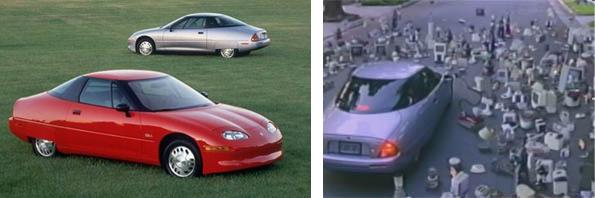 Histoire de la voiture electrique  Voiture Electrique