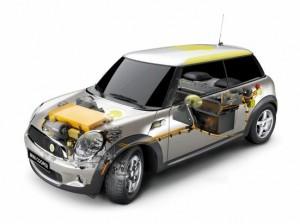 Véhicule électrique BMW