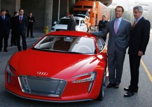 Audi E-Tron Schwarzenegger