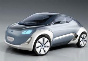 renault zo ze concept clio lectrique voiture electrique. Black Bedroom Furniture Sets. Home Design Ideas
