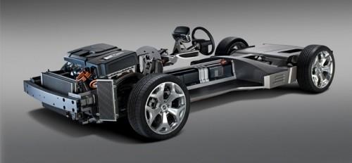 batteries des voitures électriques