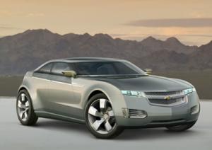 Chevrolet Volt Voiture Hybride serie