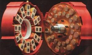 Phoenix Voiture electrique moteur