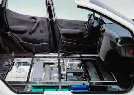 la voiture a hydrogene ou pile a combustible voiture electrique. Black Bedroom Furniture Sets. Home Design Ideas