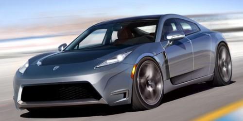 La tesla motors model S