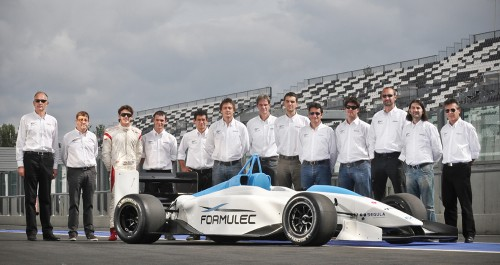 F1 electrique