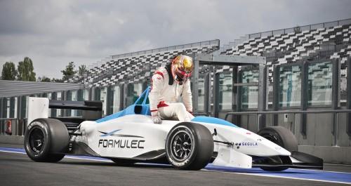 Formulec F1 electrique