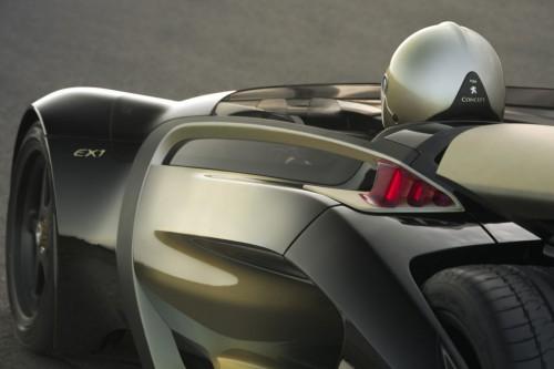 Peugeot EX1 concept electrique