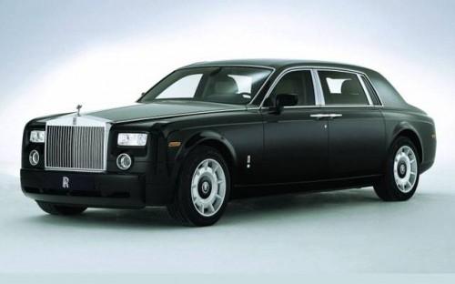 Rolls Royce Phantom électrique
