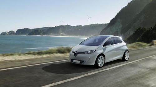 Renault Zoé ZE
