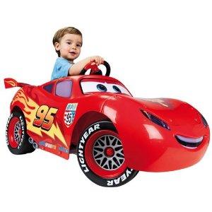 cars : voiture électrique enfant (jouet)
