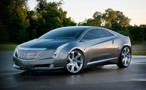la cadillac elr chevrolet volt haut de gamme voiture electrique. Black Bedroom Furniture Sets. Home Design Ideas