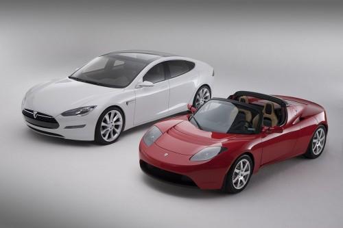 Les véhicules électriques de Tesla