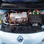 renault kangoo ze moteur electrique
