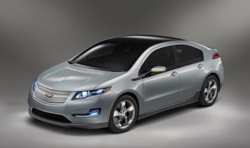 La Chevrolet Volt verra son prix baisser jusqu'à 5 000 €