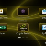 Renault R-Link Tablet