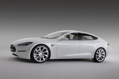 les caract ristiques et prix de la tesla model s voiture electrique. Black Bedroom Furniture Sets. Home Design Ideas