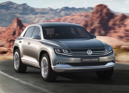 Le Cross Coupe Concept hybride plug-in de Volkswagen