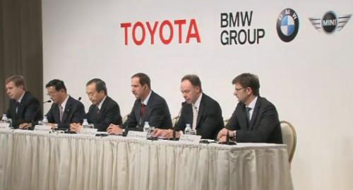 partenariat bmw toyota sur les batteires lithium-ion