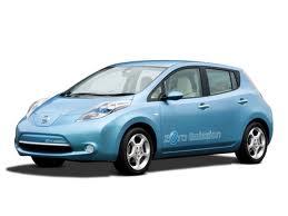 La Nissan Leaf