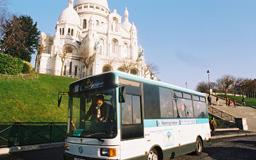 ratp bus electrique