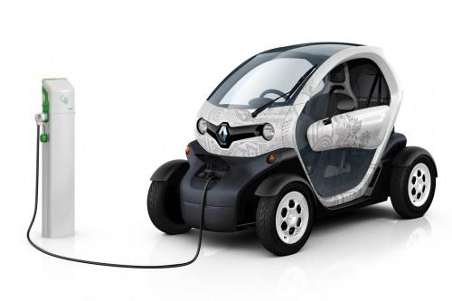 vehicule electrique renault