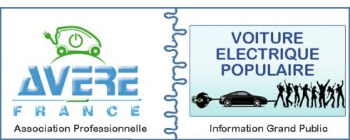 Partenariat AVERE france voiture electrique populaire