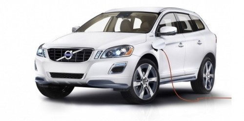 Le VOLCO XC60 hybride rechargeable