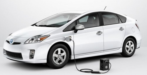 toyota prius voiture electrique. Black Bedroom Furniture Sets. Home Design Ideas