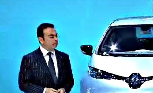Renault-Nissan a vendu 100 000 véhicules électriques