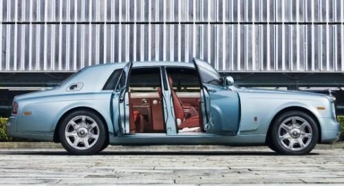 Rolls Royce électrique