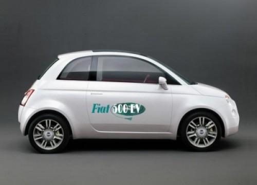 la fiat 500 lectrique sortirait en 2013 voiture electrique. Black Bedroom Furniture Sets. Home Design Ideas