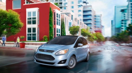Le ford C-Max Energi - Hyrbide rechargeable