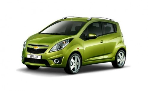 chevrolet spark voiture electrique. Black Bedroom Furniture Sets. Home Design Ideas