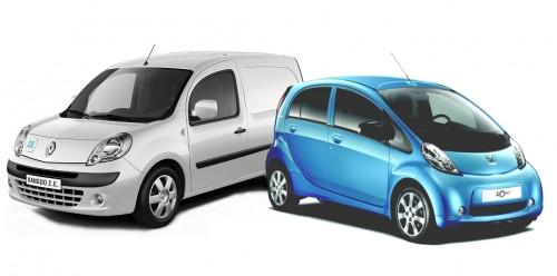 l'UGAP lance un appel d'offres pour voitures électriques
