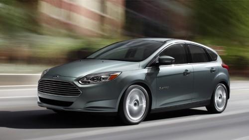 Le prix de la Ford Focus électrique en Europe annoncé