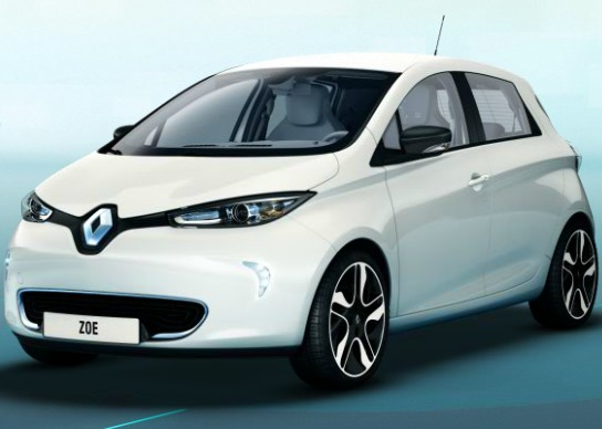 renault zoe voiture electrique. Black Bedroom Furniture Sets. Home Design Ideas