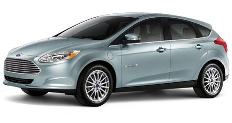 La production de la Ford Focus électrique a débuté en Europe