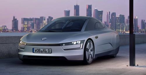 volkswagen xl1 l 39 hybride rechargeable qui ne consomme que 1l 100km voiture electrique. Black Bedroom Furniture Sets. Home Design Ideas