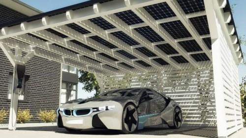 bmw i recharge et Solarwatt