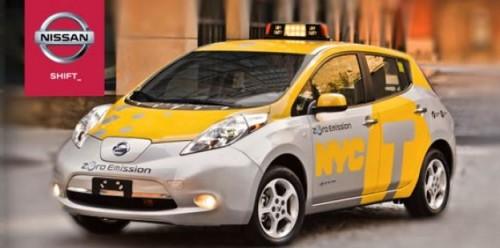 taxi voiture electrique. Black Bedroom Furniture Sets. Home Design Ideas
