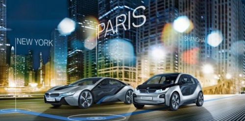 bmw i Tour Paris