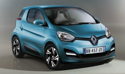 exclu la renault twingo ze electrique en 2014 voiture. Black Bedroom Furniture Sets. Home Design Ideas