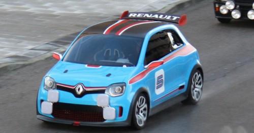 Renault TwinRun Twingo