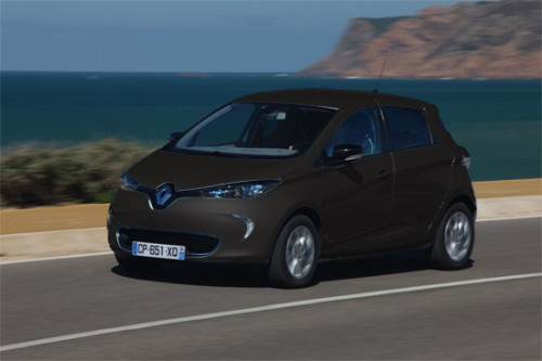 renault zoe ze noir mat voiture electrique. Black Bedroom Furniture Sets. Home Design Ideas