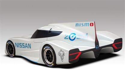 Le Nissan ZEOD RC est le véhicule électrique le plus rapide au monde