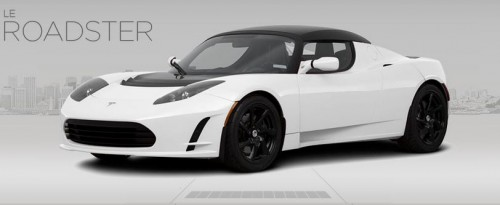 Le Tesla Roadster a un meilleure cycle de vie pour sa batterie