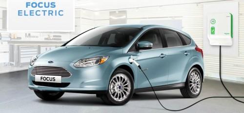 La Ford Focus électrique : prix et caractéristiques